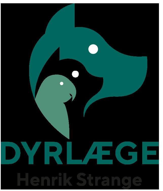 Dyrlaegen-Henrik-Strange-Logo